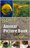 Ben s Animal Picture Book: Pet s Edition (Ben s Animal Picture Books)
