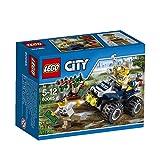 レゴ シティ オフロードポリスカー 60065