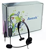 Aweek® PS4 Earphones PS4 Wired Earphones PS4 Headset PS4 Special Earphones Unilateral Headset