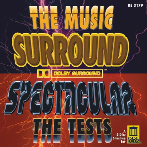 Dolby Surround - Surround Spectacular - The Music / The Tests front-314948