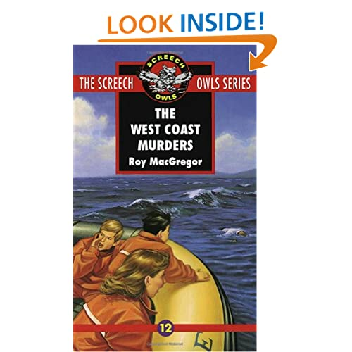 The West Coast Murders (Screech Owls Series #12)