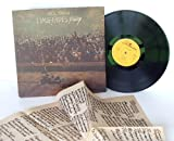 NEIL YOUNG, time fades away WITH POSTER. Great CopyVery rare. 1973. reprise.