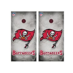NFL Tampa Bay Buccaneers Cornhole Shield by Wild Sports