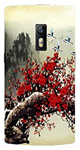 TrilMil Printed Designer Mobile Case Back Cover For OnePlus Two 1+2 One Plus 2