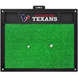 "NFL Houston Texans Golf Hitting Mat, 20"" X 17""/Small, Black"