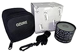 Ozure Video Filter Kit (Set Of Six) Special Effects Filter(58 mm)