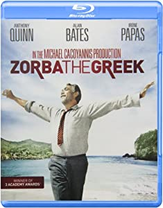 Zorba the Greek [Blu-ray] [1964] [US Import]