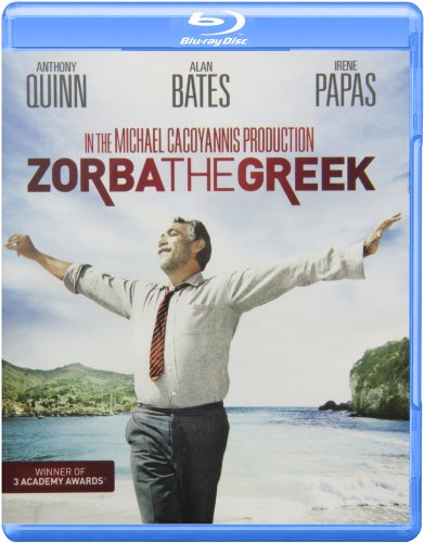 Zorba the Greek Blu-ray