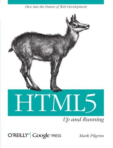 HTML5 0596806027 pdf