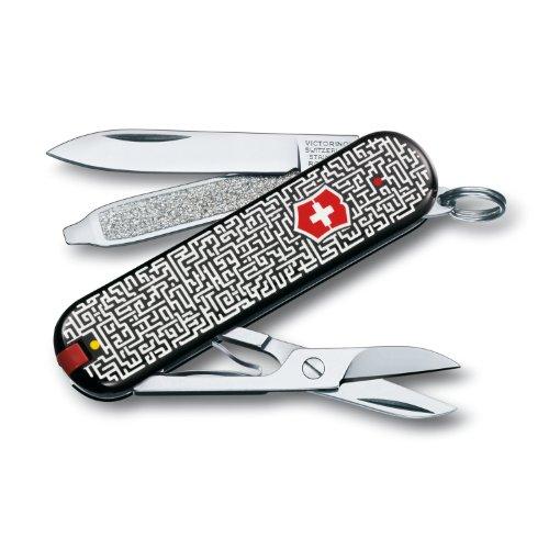 Swiss Army Knife Keyring