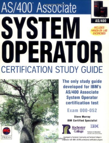 AS/400 Associate System Operator Certification Study Guide