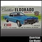 76 Cadillac Eldorado 1976 キャデラック エルドラド JO-HAN CS-501 1:25スケール プラモデル [並行輸入品]