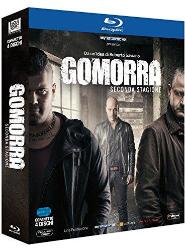 Gomorra - La serie Stagione 2 (4 Blu-Ray)