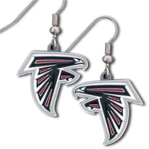 NFL Atlanta Falcons Dangle Earrings