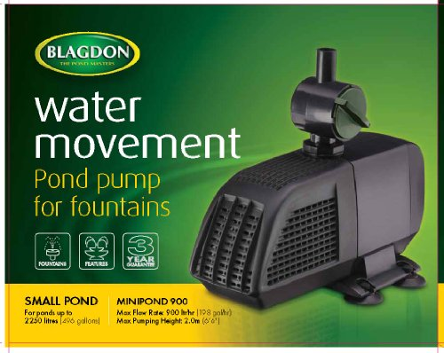 Blagdon 900 Mini Pond Pump