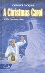 Holt Library: A Christmas Carol With Connections Grades 6-8 (HRW Library (Holt))