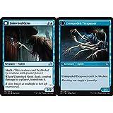 Magic: the Gathering - Uninvited Geist // Unimpeded Tresspasser (094/297) - Shadows Over Innistrad