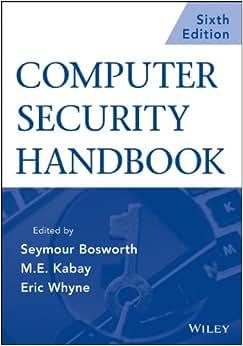 Computer Security Handbook, Set online