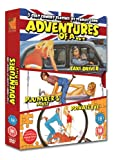 51 62ObxoRL. SL160  Adventures of a...Collection (Plumbers Mate / Private Eye / Taxi Driver) [DVD]