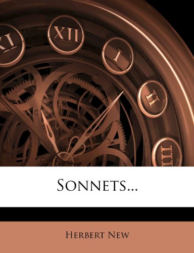Sonnets...