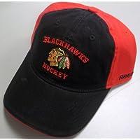 Chicago Blackhawks Slouch Strap Back hat by Reebok