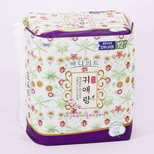 lg-guiarang-herbal-sanitary-napkin-night-use-33cm-12pcs-lg-33cm-12-korea-imported