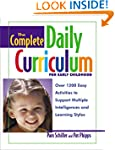 The Complete Daily Curriculum for Ear...