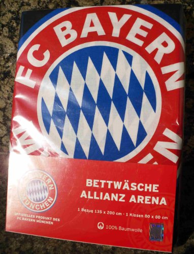 FC Bayern M&#252;nchen Bettw&#228;sche Allianz
