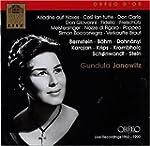 Arias by Gundula Janowtz by Orfeo Int...