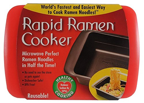 Rapid Ramen Cooker (Red)