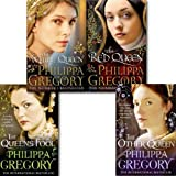 Philippa Gregory collection 4 Books set. (the Red Queen, the white Queen, the other Queen and the Queen's Fool)