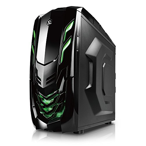KCSgaming [184248] Gamer-PC Intel i5-6500 (4x3.2GHz) | 8GB DDR4-2133 | 1TB HDD | NVIDIA GeForce GTX 960 4GB | USB3 | Sound | LAN | 500W