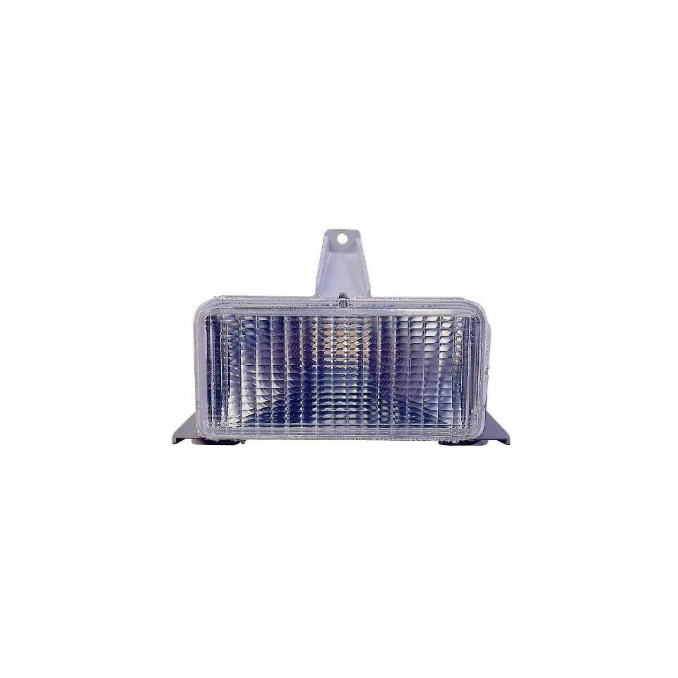 Depo 332 1630N US Chevrolet Driver/Passenger Side Replacement Parking/Signal Light Unit