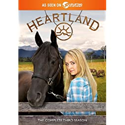 Heartland: Complete Third Season (As seen on GMC/UP)