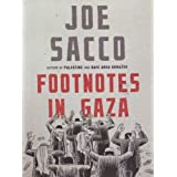 Footnotes in Gazaby Joe Sacco