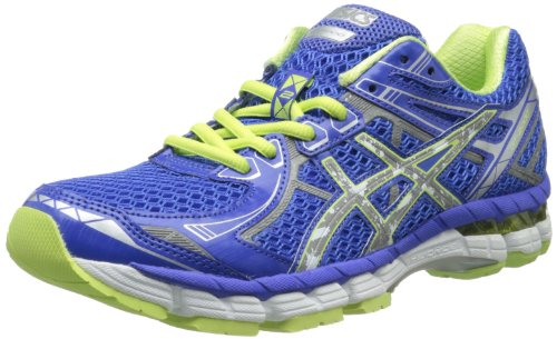ASICS Women's GT-2000 2 Lite-Show Running Shoe,Dazzling Blue/Lite/Sharp Green,10.5 M US