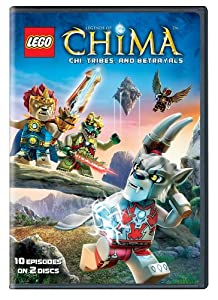 Lego: Legends of Chima: Season 1