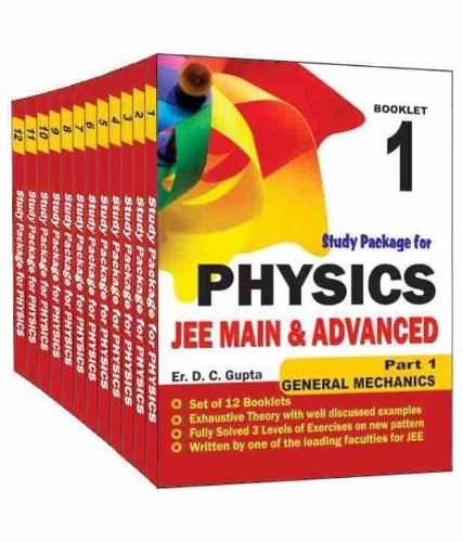 Study Package for Physics for JEE Main & Advanced 2014