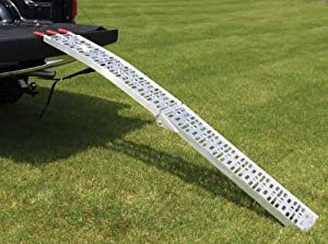 Extreme Max 5500.4045 7 1/2 ft. Light Weight Arched Folding Ramp