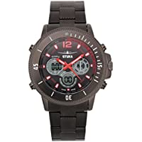 Stuka SR-71 Analog/Digital Hybrid Men's Watch (Black)