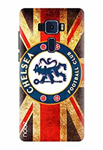 Noise Designer Printed Case / Cover for ASUS ZENFONE 3 ZE520KL 5.2 Inch screen size / Sports / Football fan club Design