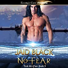 No Fear (       UNABRIDGED) by Jaid Black Narrated by Tillie Hooper