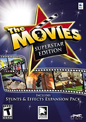 The Movies: Superstar Edition [Mac Download]
