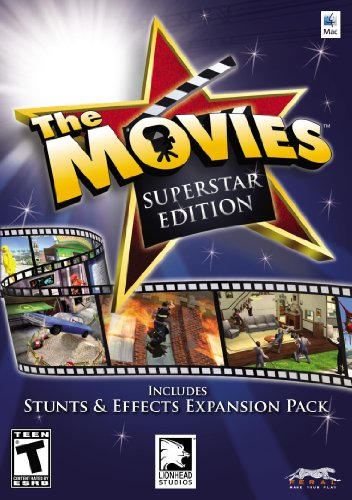 The Movies: Superstar Edition [Mac Download] image