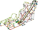 K'NEX Thrill Rides – Double Doom Roller Coaster Building Set