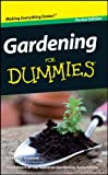 img - for Gardening For Dummies , Pocket Edition book / textbook / text book