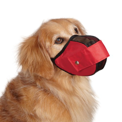 Guardian Gear Cordura Nylon Fabric Mesh Dog Muzzle,