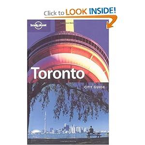 Lonely Planet Toronto Sara Benson