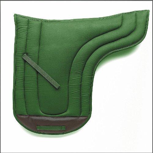 Stock Satteldecke, grün für australische Stocksättel