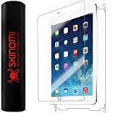 Skinomi® TechSkin – Apple iPad Air Wi-Fi + LTE (5th Generation) Screen Protector Ultra Clear Shield + Full Body Protective Skin + Lifetime Warranty